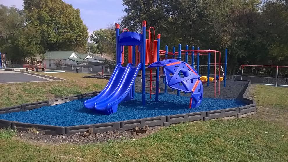 Playground Add On Rubber Mulch