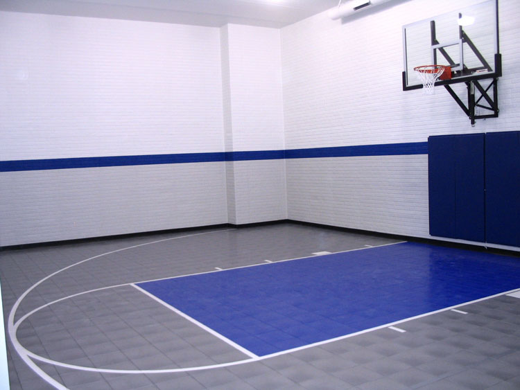 Outdoor sport flooring recreation installations Sport court pricing