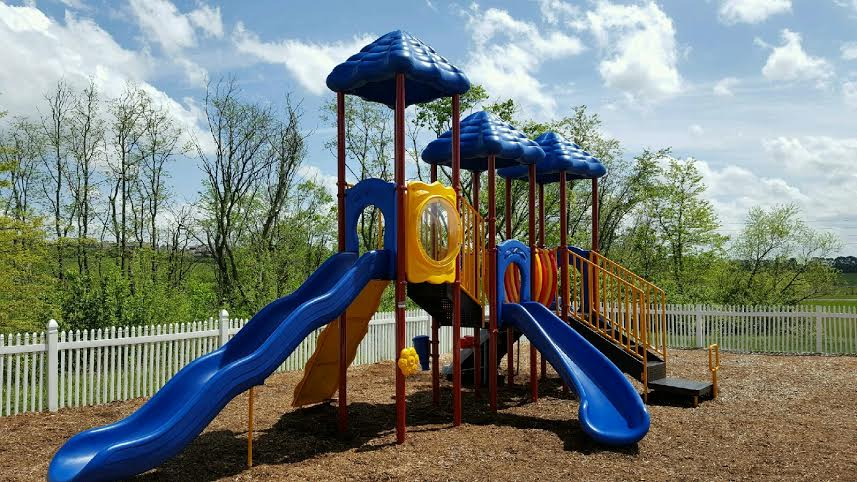 Ultra Play Rainbow Lake Structure Provided By Recreation Installations Kansas City
