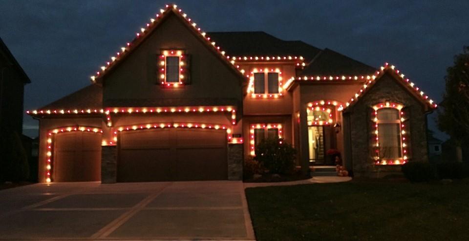Holiday Lighting Recreation Installations Kansas City