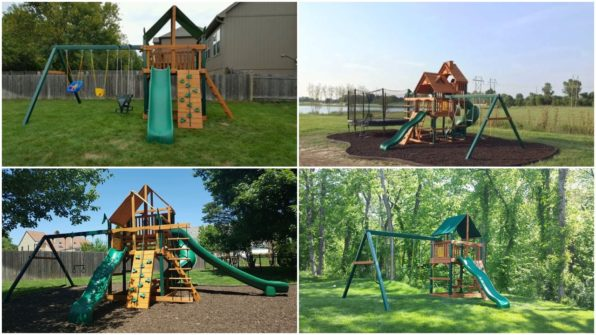 Purchase Gorilla Swing Sets Click Here!