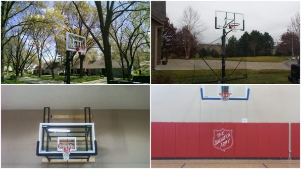 Basketball Goal Installation All Brands Click Here!