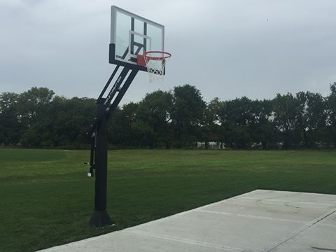 Ironclad Basketball Goal Recreation Installations