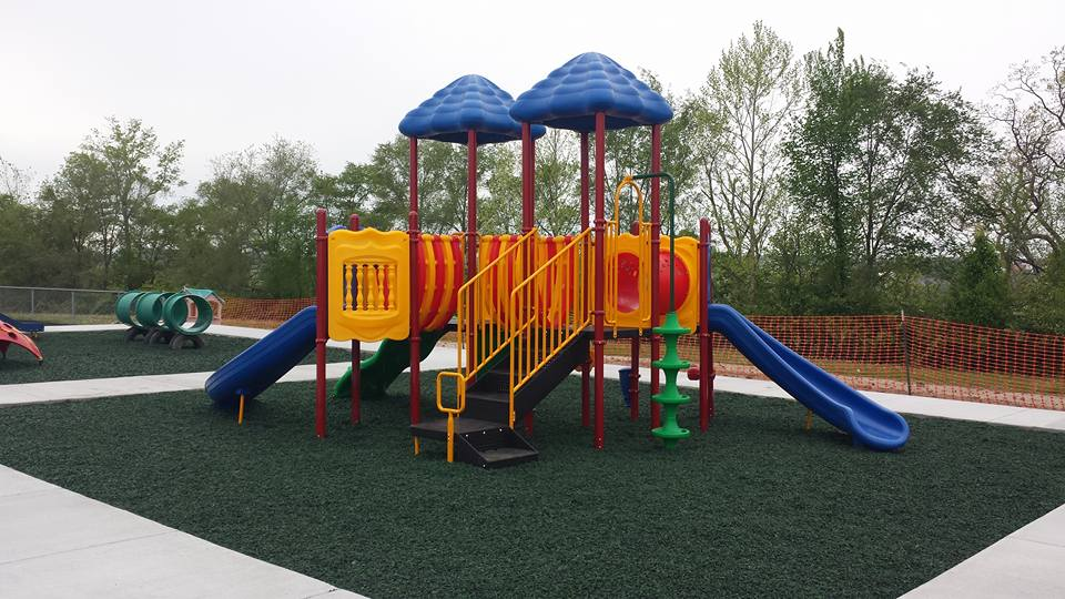 Ultra Play Pikes Peak Playground Installed By Recreation Installations, LLC